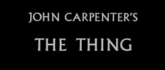 John Carpenter's The Thing (closing credits Logo).png