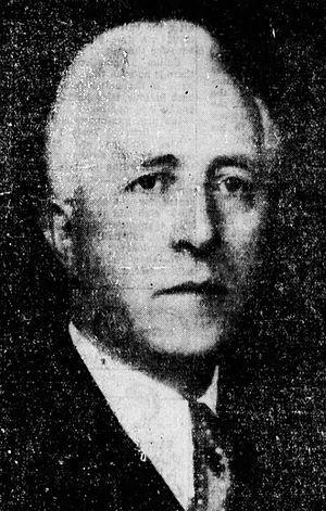 John J. McGrath - John J. McGrath, California Congressman.