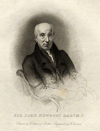 Comptroller General of the Exchequer - Image: John Newport Cooper