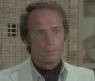 John Richardson (actor) - Richardson in Duck in Orange Sauce, 1975