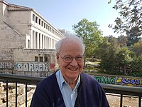 John S. Traill 3, view of Stoa of Attalos in the background 20170406.jpg