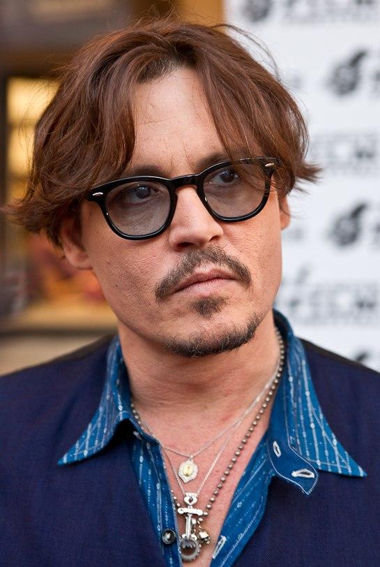 Johnny Depp 2, 2011