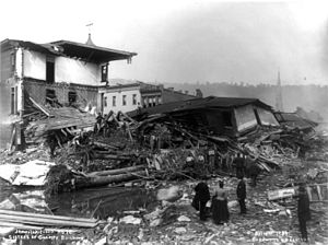 Sisters of Charity of Seton Hill - The Sisters' home was destroyed in the Johnstown Flood