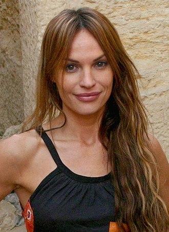 Jolene Blalock - Jolene Blalock in Egypt, 2006