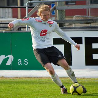 Jon Midttun Lie Norwegian footballer