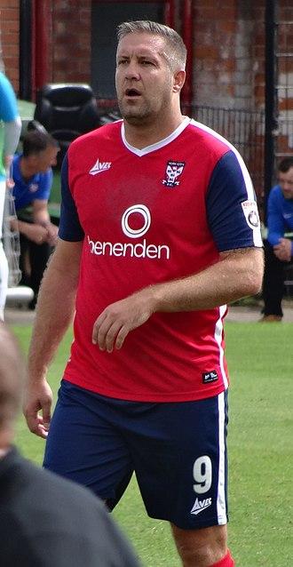 Jon Parkin - Parkin playing for York City in 2017