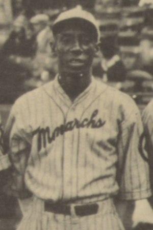 José Méndez - Méndez at the 1924 Colored World Series.