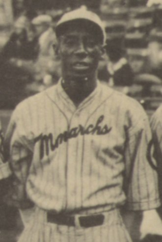 José Méndez - Méndez at the 1924 Colored World Series.