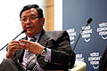 Jose Rene D. Almendras - World Economic Forum on East Asia 2010.jpg