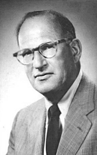 Joseph Eichler - Joseph Eichler in 1958