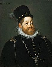 Emperor Rudolf II., Joseph Heintz the Elder  Ä., Around 1592