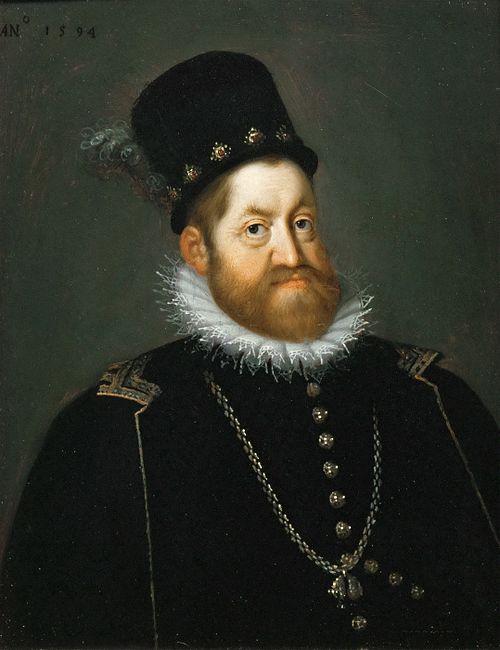 Retrato de Rodolfo II de Habsburgo