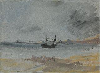 Ship Aground Brighton