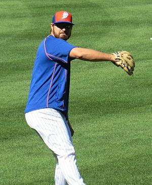 Josh Smoker - Smoker with the Mets in 2016