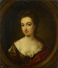 Portrait of Josina Clara van Citters (1671-1753), sister of Anna van Citters