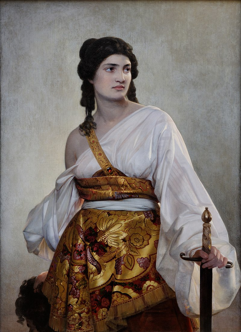 Judith - August Riedel 1840.jpg