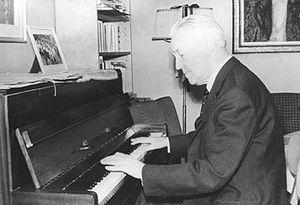 Juhan Aavik - Aavik in 1968