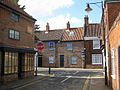 Junction of Fleetgate and Newport, Barton Upon Humber - geograph.org.uk - 1492326.jpg