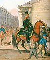 Königlich bayerischer Gendarm zu Pferd der Gendarmeriekompanie München um 1840.jpg