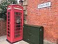K6 telephone kiosk, Town Road, Croston.jpg