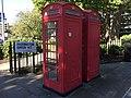 K6 telephone kiosks opposite Paddington Green (2).jpg