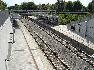 KB Hallen station - Image: KB Hallen Station