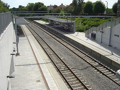 Sådan kommer du til Kb Hallen St. med offentlig transport – Om stedet
