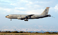 57-2605 - K35R - United States Air Force 100th Air Refueling Wing