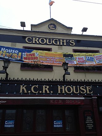 Kimmage - The KCR House. A landmark pub in Terenure