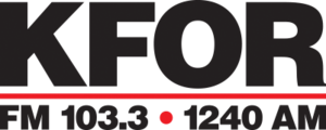 KFOR (AM) - Image: KFOR Logo Website