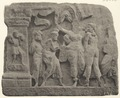KITLV 88032 - Unknown - Gandhara relief from a monastery from Yusufzai in British India - 1897.tif