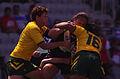 KIWI FERNS v AUSTRALIAN JILLAROOS 2014 (15730804716).jpg