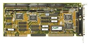 VESA Local Bus - Multi-I/O-Controller with 1×IDE/SCSI-2/FDD/parallel/2×RS232/Game