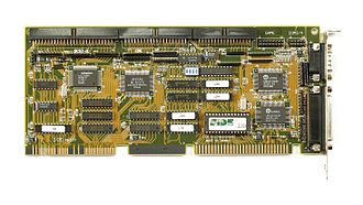 VESA Local Bus - Multi-I/O-Controller with 1×IDE/SCSI-2/FDD/parallel/2×RS232/Game