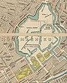 """KOJIMACHIKU"""" """"IMPERIAL RESIDENCE"""" IMPERIAL GARDEN"""" """"HIBIYA PARK"""" DETAILS, FROM- 1906 Tokyo map (cropped).jpg"""
