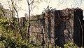Kaarsenfabriek Gouda. Gedeelte van de fabrieksmuur.jpg