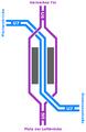 Kaart metrostation Mehringdamm.png