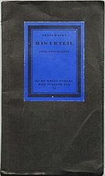 Tysk udgave fra 1916