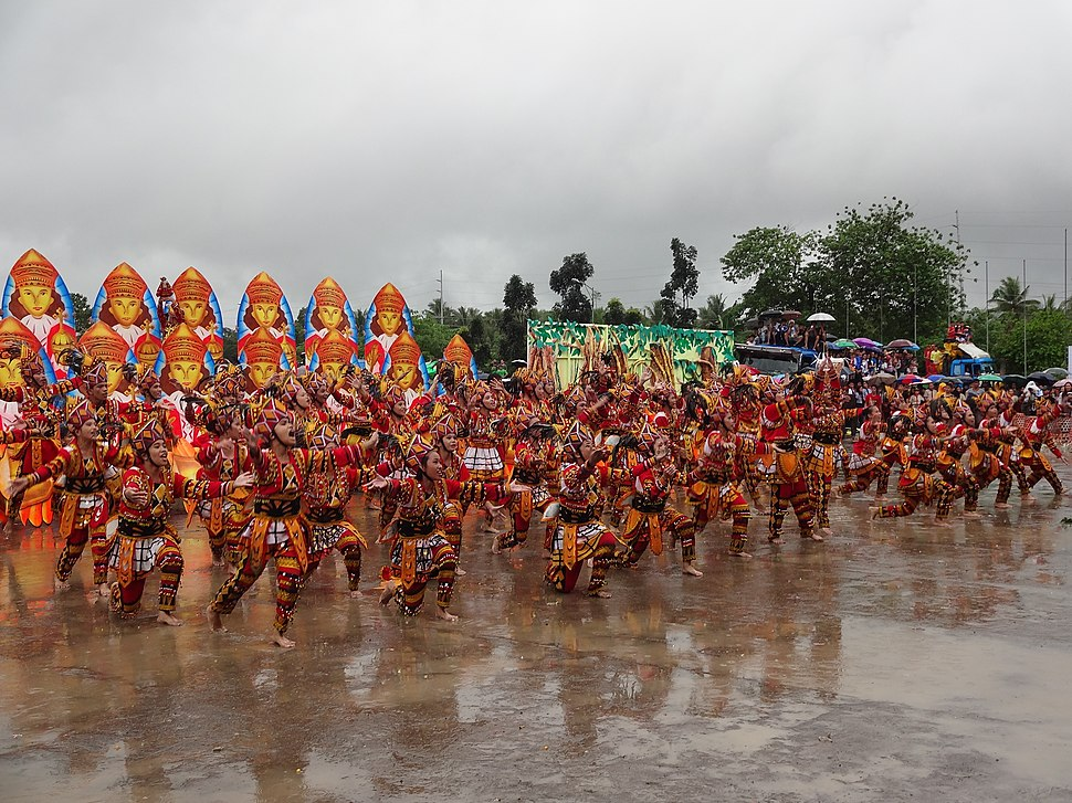 Kahimunan Festival 2018 Dance Presentation (Original Work)