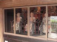 Kamakura Komyoji Inside-the-sanmon-1