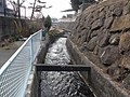 Kamijo-Seki irrigation waterway.JPG