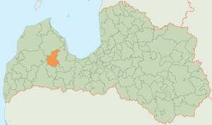 Kandava Municipality