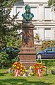 Karl von Drais memorial Karlsruhe 01.jpg