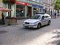 Karlovy Vary, vůz městské policie.jpg