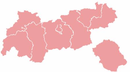 Tyrol map