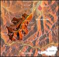 Karte Kleinwalsertal SRTM3.png