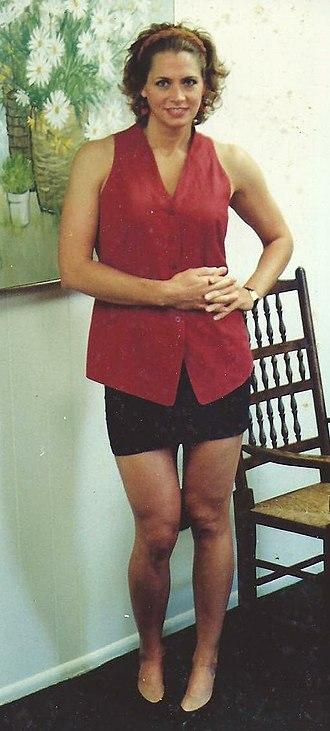 Karyn Marshall - Karyn in the 1990s.