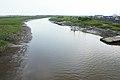 Kase River lower stream from Kaseohashi.jpg