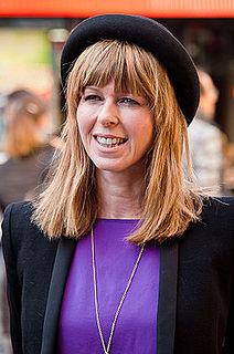 Kate Garraway English TV presenter