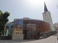 Kath. Pfarrkirche hl. Katharina, Gallspach.jpg